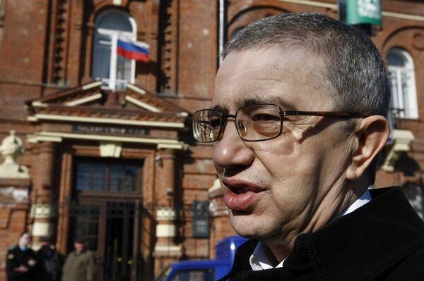 Бывший мэр Томска Александр Макаров