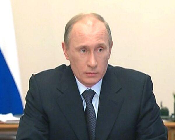 Путин призвал чиновников быть внимательнее к проблемам инвалидов