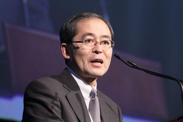 Посол Японии в России Масахару Коно. Архив
