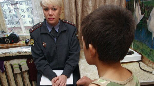 Работа инспектора по делам несовершеннолетних в Приморском крае