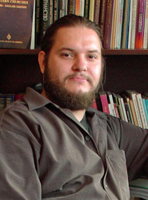 Председатель Межрегиональной общественной организации За права семьи Павел Парфентьев