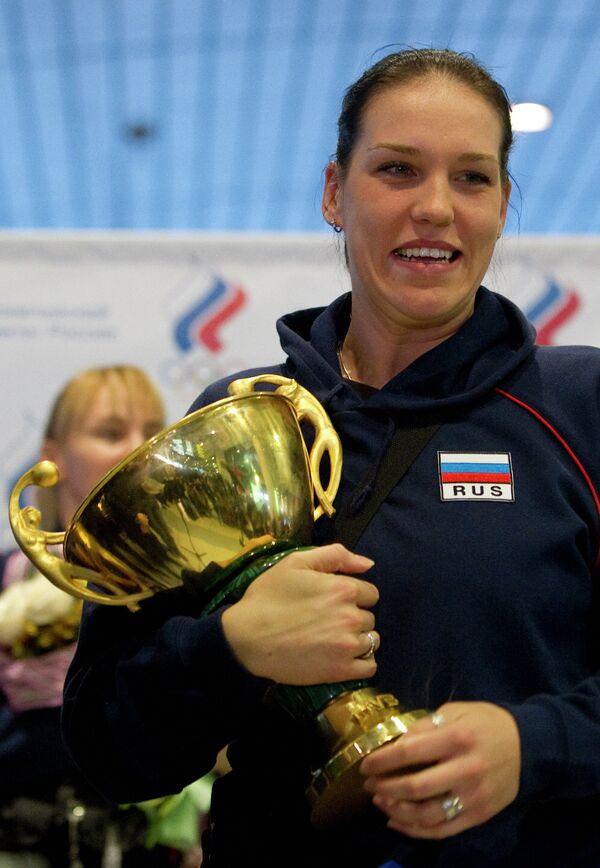 Мария Борисенко. Архив
