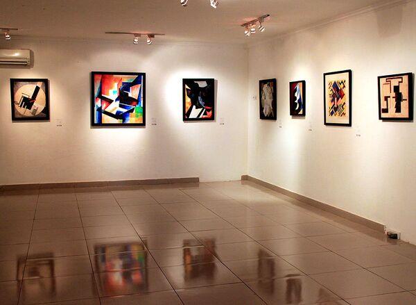 Выставка Авангард и архитектура сознания
