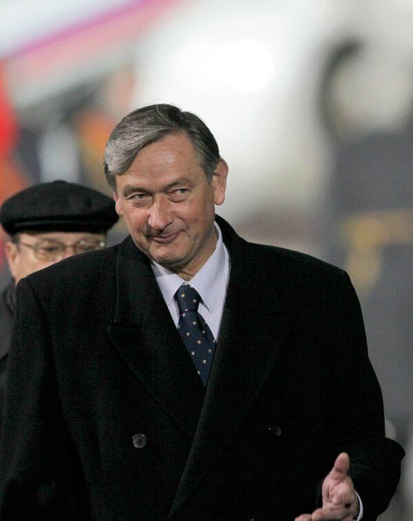Президент Словении Д.Тюрк