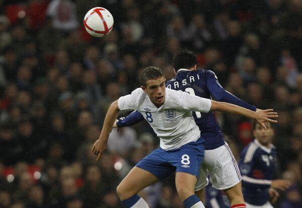 Матчи сборной англии по футболу 2010