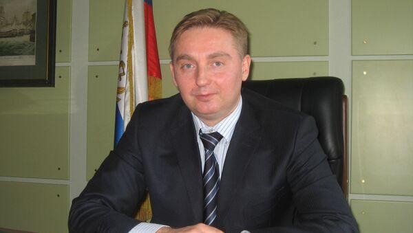 Руководитель Департамента природопользования и охраны окружающей среды Москвы Антон Кульбачевский. Архивное фото