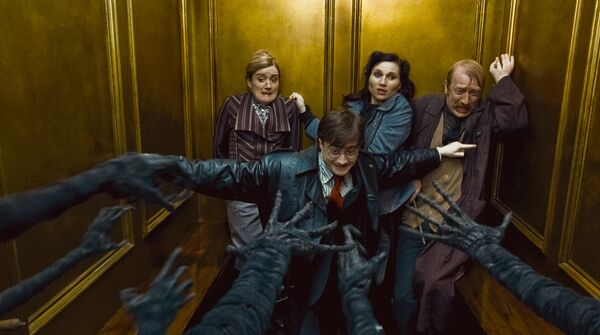 Кадр из фильма Гарри Поттер и Дары смерти: Часть 1