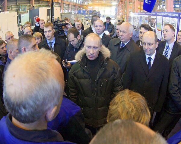 Уральские металлурги рассказали Путину то, что утаили чиновники
