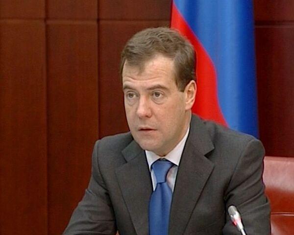 Медведев считает недопустимыми формальные отписки на жалобы россиян