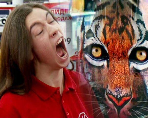 Покупатели магазина электроники одичали в знак поддержки тигров
