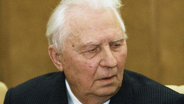 Егор Лигачев. Архивное фото