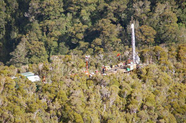 Взрыв метана на шахте в Новой Зеландии