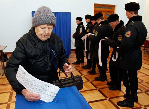 Коммунисты лидируют на выборах в Молдавии после подсчета 91% голосов