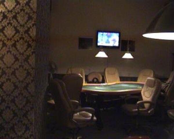 Сотрудники московского УВД закрыли покерный клуб в центре города