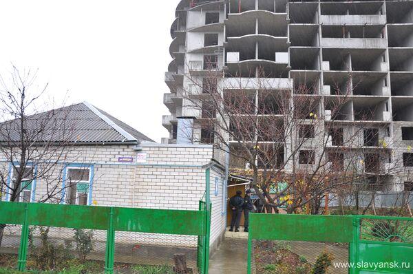 Нападение на четырех человек в Славянске-на-Кубани