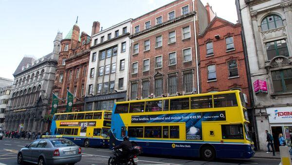 Города мира. Дублин. Архивное фото