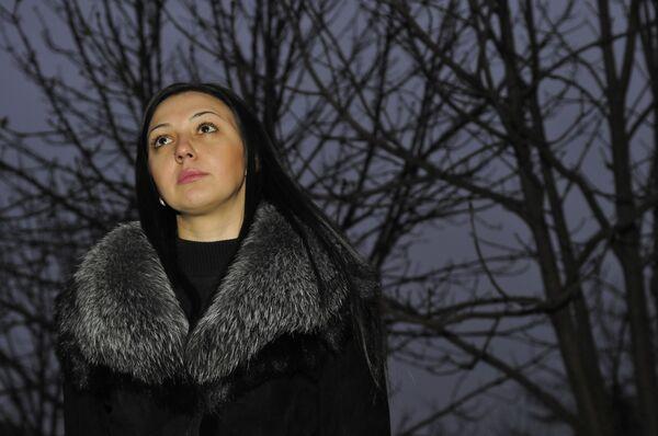 Следователь ОВД по Кущевскому району Екатерина Рогоза выступила с видеообращением к президенту России
