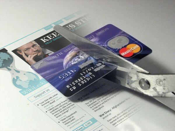 Сторонники WikiLeaks распространили кибератаки на сайт MasterCard