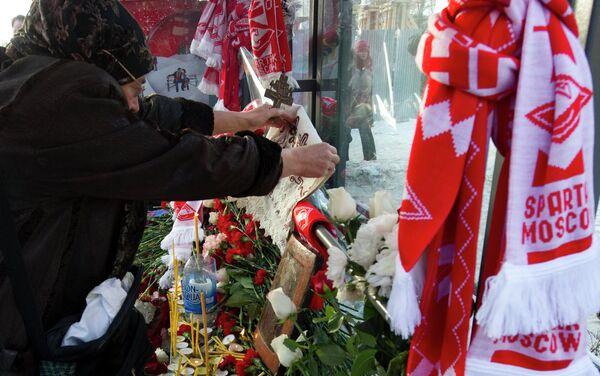 Акция в память об убитом Егоре Свиридове. Архив