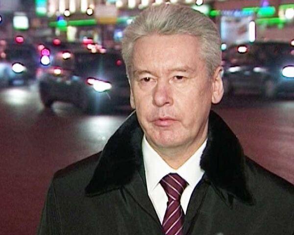 Московская милиция будет жестко подавлять провокации – Собянин