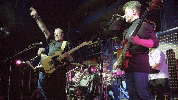 Концерт рок-группы Машина времени