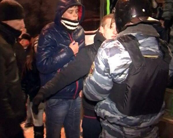 Милиция предотвратила беспорядки около телецентра Останкино