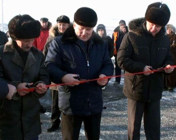Новый мост сократил расстояние от Читы до Китая на девять километров