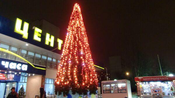Южный округ Москвы готовится к Новому году
