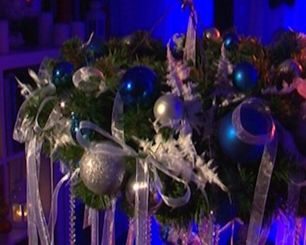 Новогодние украшения для дома своими руками
