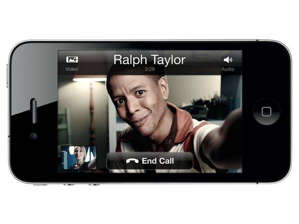 В Skype-клиент для iPhone добавлена функция видеочата