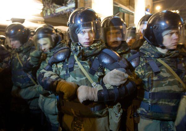 Митинг оппозиции в защиту 31-й статьи Конституции РФ в Москве