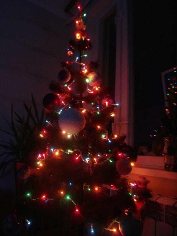 Лучшая домашняя елка