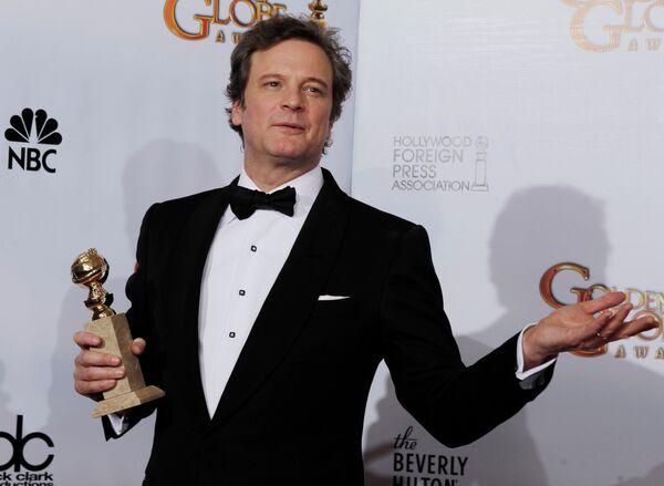 Колин Ферт признан лучшим актером 2010 года