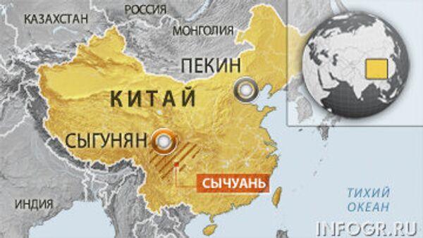 Спасатели обнаружили тела двух российских альпинистов, пропавших в горах китайской провинции Сычуань в ноябре 2009 года