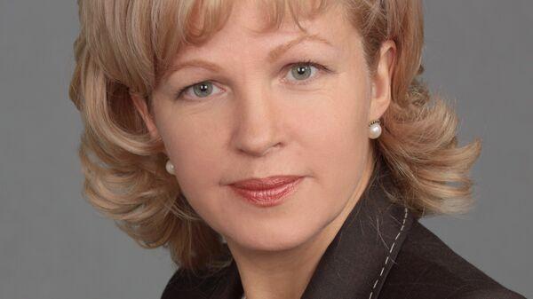 Ирина Макиева, заместитель председателя Банка Разития (ВЭБ)