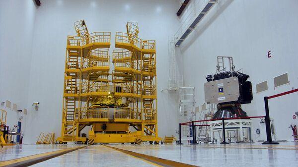 Европейский космический аппарат системы Галилео, архивное фото
