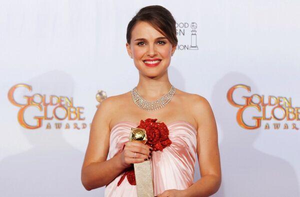 Жюри Золотого глобуса назвало Натали Портман лучшей актрисой 2010 года