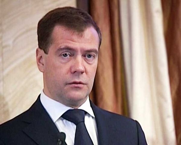 Медведев призвал к ответу за теракт руководство Домодедово и МВД