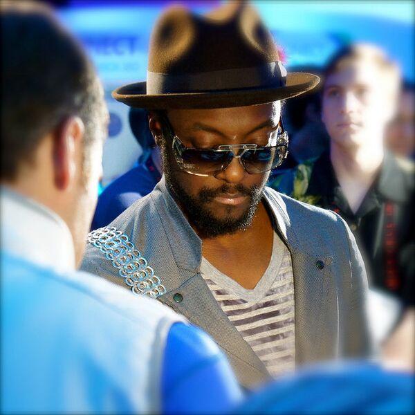 Will.i.am — солист группы Black Eyed Peas