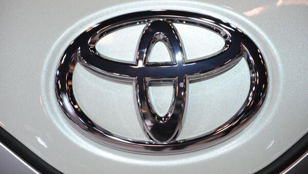 Toyota Motor. Архивное фото