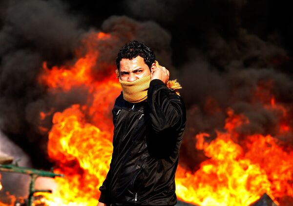 Беспорядки в Египте