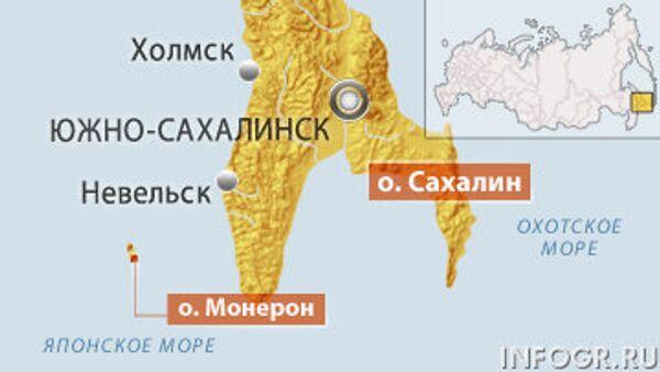 Остров Монерон