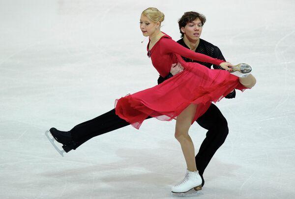 Екатерина Боброва и Дмитрий Соловьев. Архив