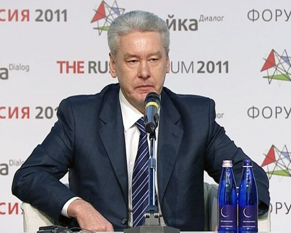 Собянин поставил Москве диагноз и прописывает механизмы лечения