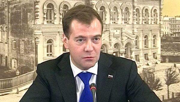 Медведев отменил переход на зимнее время в России