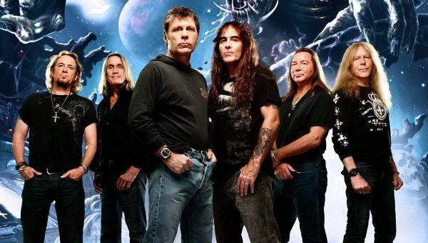 Группа Iron Maiden