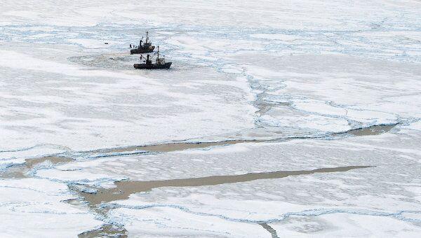 Активный поиск раулера Аметист, пропавшего в Охотском море, приостановлен