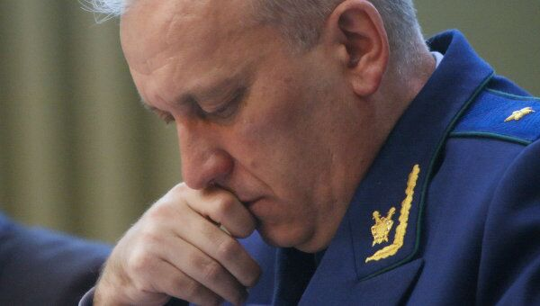 Прокурор Московской области Александр Мохов