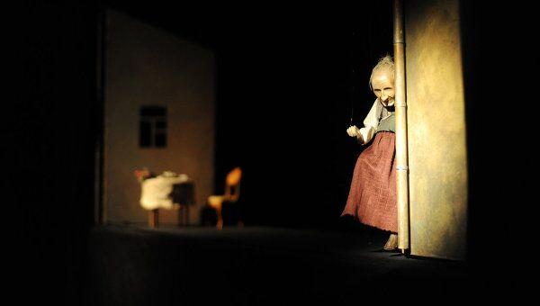 Кукольный театр в Петербурге. Архив
