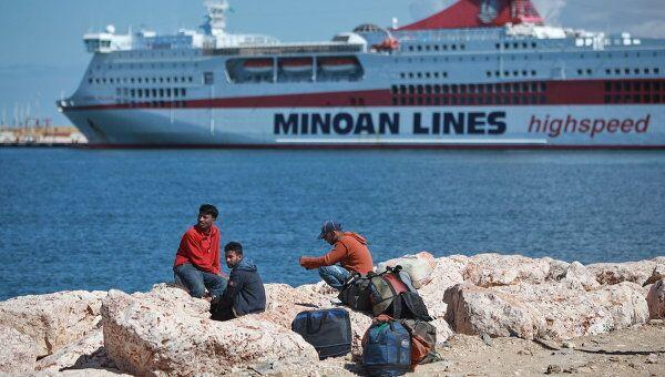 Порт Бенгази. Архив